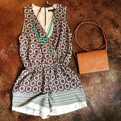 House of Sage Romper