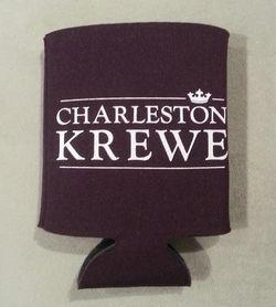 Charleston Krewe Koozie