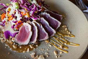 Stars Wood-Grilled Blue Fin Tuna