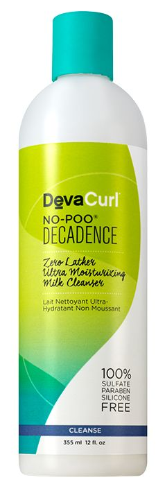 DevaCurl Decadence Shampoo