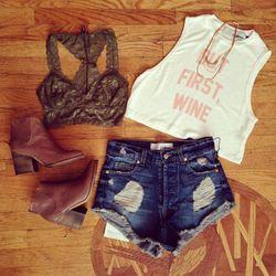 Sapphire Boutique Outfit
