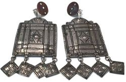 Jewels Moroccan Earrings