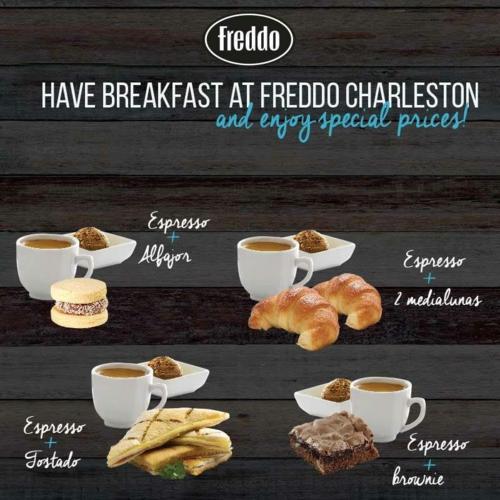 Freddo Breakfast