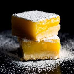 Lemon Sea Salt Bars