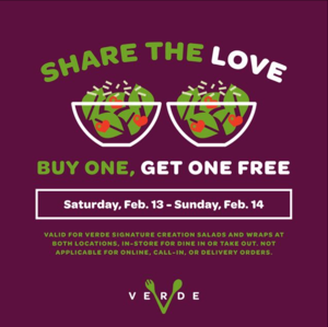 Verde Share the Love