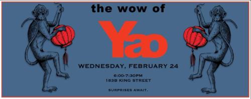 The Wow of Yao