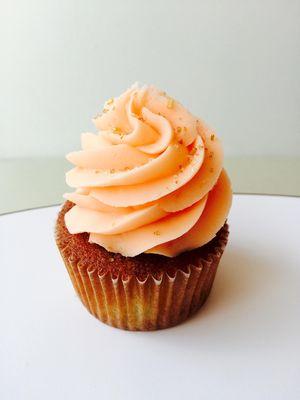 Cupcake After Dark Peach Bellini