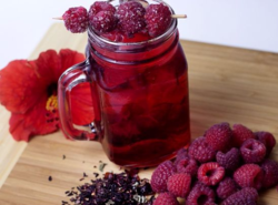 TSTE Raspberry Hibiscus Tea