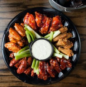 The Kickin Chicken Wings