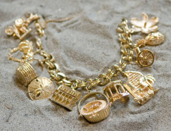 Gold Creations Charletson Charms