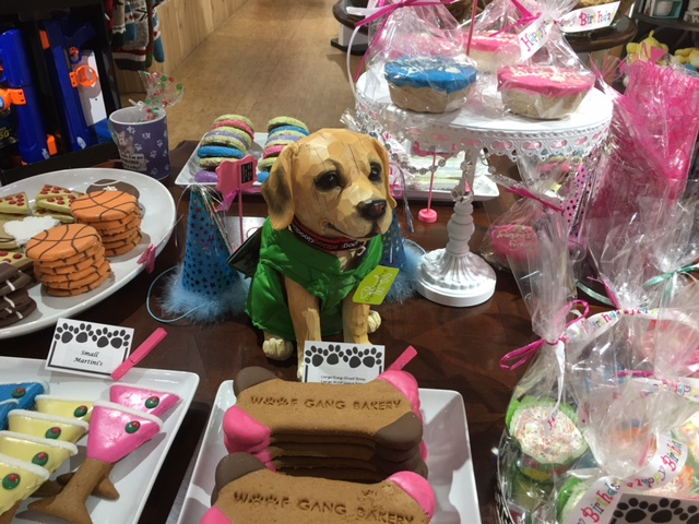 Woof Gang Bakery, on King Street in Downtown Charleston, Is Your Neighborhood Pet Store